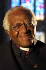 Archbishop Desmond Tutu, South African cleric and activist